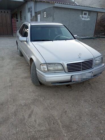 Транспорт - Тогуз Булак: Mercedes-Benz C 200 2 л. 1994   222222 км