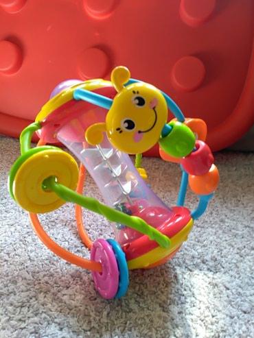 Igracka bebi edukativna lopta. Nesto sto vasa beba treba da ima. Skup - Prijepolje