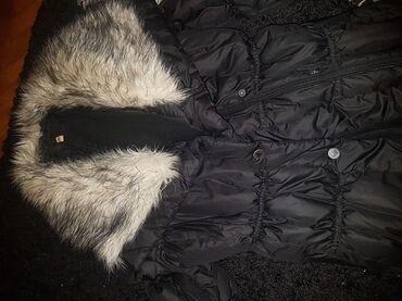 Zimska jakna sa krznom - Srbija: Zimska jakna sa krznom s ocuvana