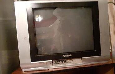 zerkalnyi fotoapparat panasonic в Азербайджан: Panasonic. Problemsiz iwleyir, pultuda var. 57 diaqonaldir. Qiymeti 45