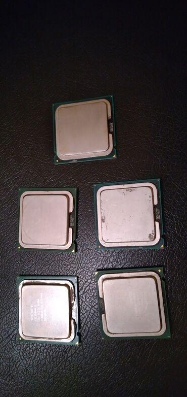 Prosessorlar - Azərbaycan: Celeron,Core2duo,Pentium4 prosessorlar.sahil və 28 may metrosuna