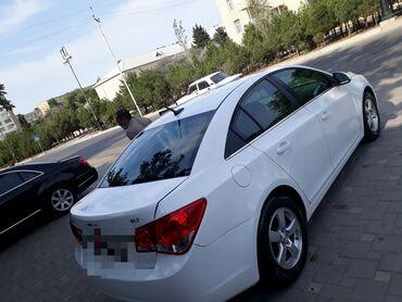 Chevrolet Azərbaycanda: Chevrolet Cruze 1.4 l. 2013 | 77361 km