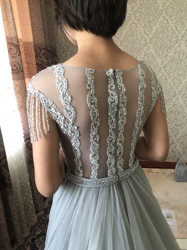 Личные вещи - Кара-Кульджа: Продаётся платье! Одевала 1 раз на свой узатуу. Состояние
