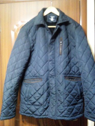 Куртка мужская, утепленая, одевали в Бишкек