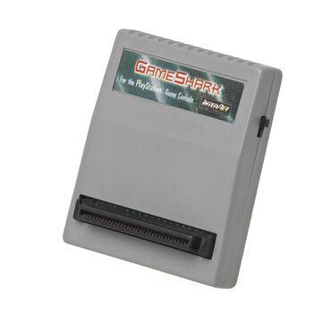 Устройство для чит кодов для Playstation 1GameShark, В3ломщик кодов