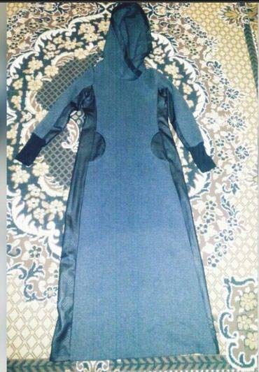 Тёплое Платье Хиджаб Elegant 44-46 размер в Лебединовка