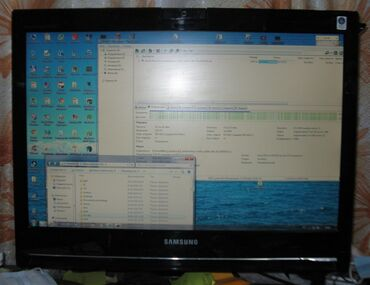 samsung syncmaster p2050 в Кыргызстан: Куплю монитор Samsung SyncMaster 225UW, можно не рабочий