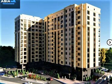 жк фантазия бишкек в Кыргызстан: Продается квартира: 1 комната, 42 кв. м