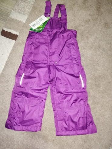 Onell-ski-pantalone-icinecm-besprekornom-su - Srbija: Nove ski pantalone vel. 74-80