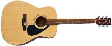 Гитара YAMAHA F-310ОписаниеШестиструнная акустическая гитара Yamaha
