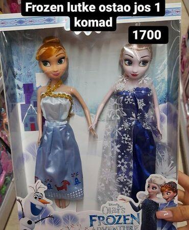 Bmw z3 2 2i mt - Beograd: 2 frozen lutke