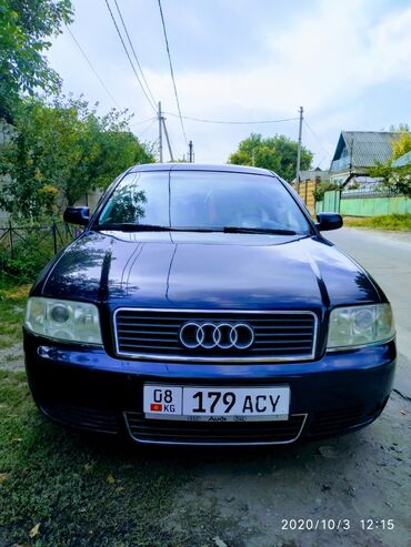 Audi a3 1 8 tfsi - Srbija: Audi A6 2.4 l. 2003
