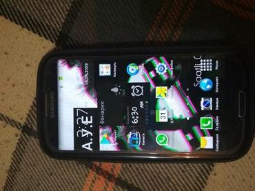 İşlənmiş Samsung I9300 Galaxy S3 16 GB göy