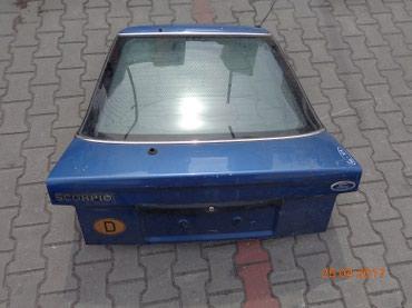 Форд Скорпио 1985 г- 1990г Задняя крышка в Бишкек