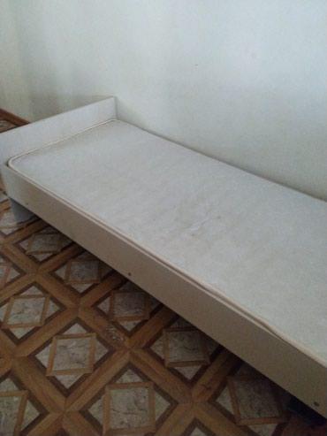 Кровать односпальная, 2 шт. по 2500 с каждая в Бишкек