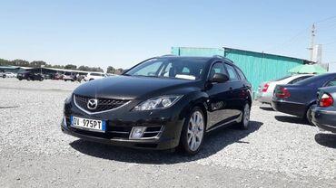 Транспорт - Юрьевка: Mazda 6 2 л. 2009 | 152 км