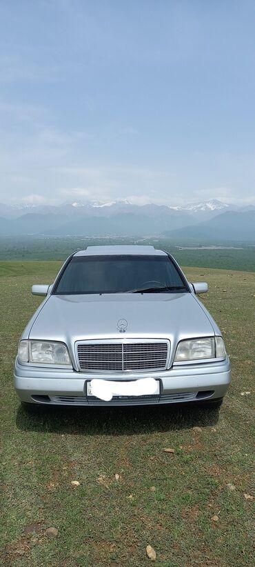 62 elan | NƏQLIYYAT: Mercedes-Benz C 180 1.8 l. 1996 | 373894 km