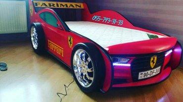 Bakı şəhərində Ferrari uwaq mawin carpayisi cox keyfiyyetli ve davamlidi. Turk ve