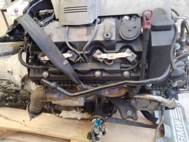bmw 4 series gran coupe в Кыргызстан: ДВИГАТЕЛЬ БМВ Х5BMW X5 E53 Двигатель N62B44Год 2004ПОДОЙДЕТ