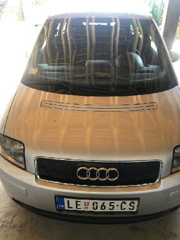 Audi-100-2-3-quattro - Srbija: Audi A2 2003