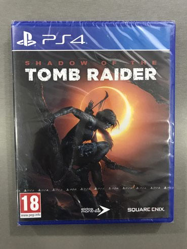 Bakı şəhərində Shadow og The Tomb Raider