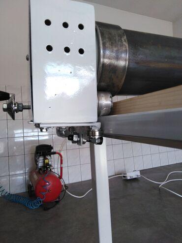 Plac - Srbija: Mašina za izradu kora za pitu, gibanicu, integralne, heljdine