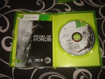 XBOX 360 Igrica - Medal of Honor - Beograd