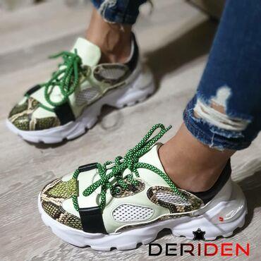 Кроссовки и спортивная обувь в Кыргызстан: Женские кроссовки от ILviПроизводство ТурцияПолностью 100% натуральная