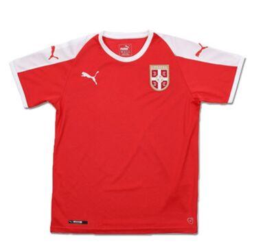 Fudbalski dresovi - Srbija: Dres fudbalske reprezentacije Srbije