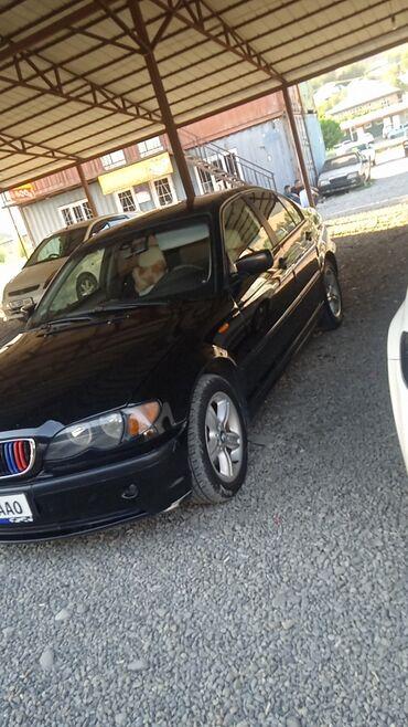 Транспорт - Араван: BMW 3 series 1.8 л. 2003