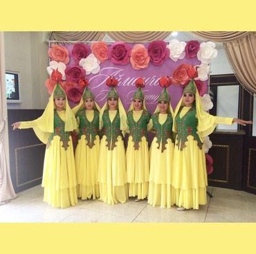 Продаю кырг нац костюм «Тюльпаны». в Бишкек