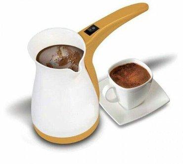 Bakı şəhərində Sinbo kofe demleyen elektirikle isleyir  her eve lazim