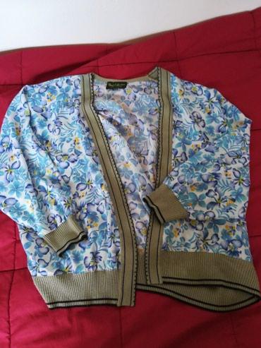 Košulje i bluze | Pozega: Bolero svilenkasti do struka, univerzalna velicina