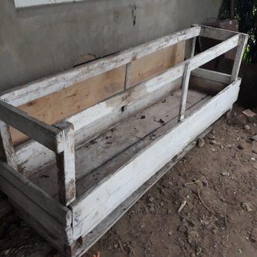 Продаю кормушку для овец  в хорошем состоянии на 14 -18 голов в Бишкек