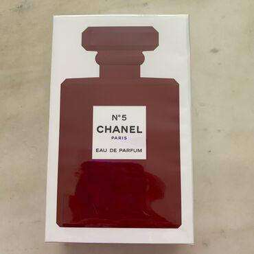 Bmw 5 серия 520d efficientdynamics - Srbija: Chanel 5 Red 100ml/ NeotpakovanUz parfem dobija se Chanel kesaSlanje