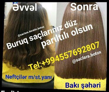 audi 100 19 mt - Azərbaycan: Saçlara Keratinə Endirim:Saçlar 40 - 80 manataBuruq saçlar, şişən