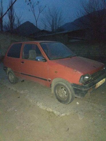 сузуки альто на ходу!!! срочно в Кызыл-Кия