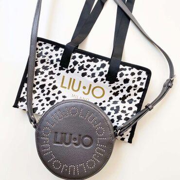 Personalni proizvodi | Bor: Original Liu Jo mova torbica, slike su uživo. Dostupne još dve