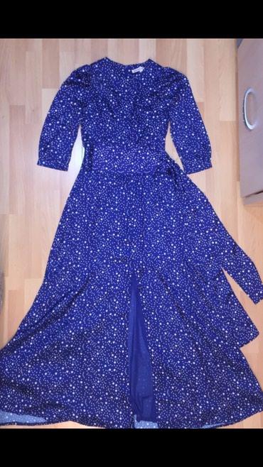 Платье от александра терехова, размер s, идеальное состояние в Бишкек