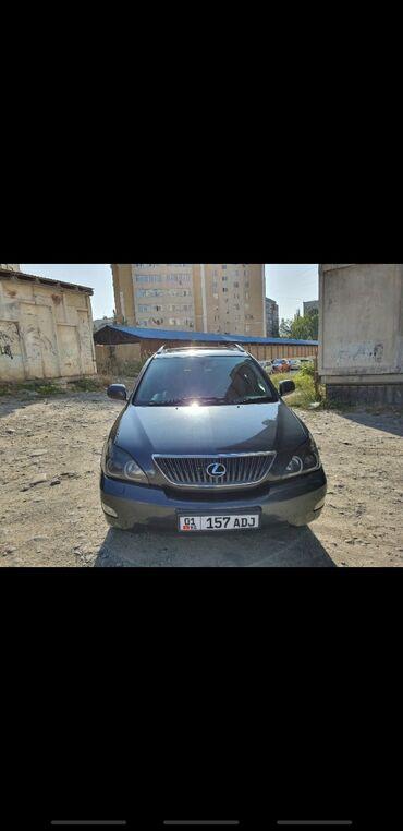 Lexus - Кыргызстан: Lexus RX 3 л. 2003