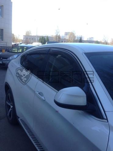 bmw x6 xdrive40d steptronic в Кыргызстан: X6 BMW X6 ветровики BMW X6