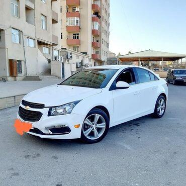 Chevrolet Azərbaycanda: Chevrolet Cruze 1.4 l. 2014 | 65453 km