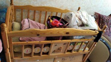 бу детские кроватки в Кыргызстан: Продаю детскую кроватку