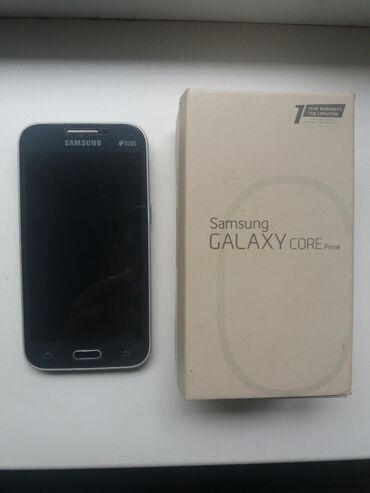 Срочно продаю телефон Samsung galaxy core prime в очень хорошем состоя