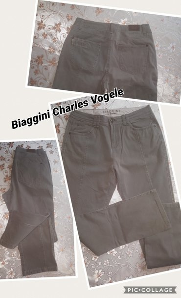 Ika-bluza-jaknica-italijanskog-brenda-biaggini - Srbija: Pantalone sive biaggini by charles vogele velicina 36