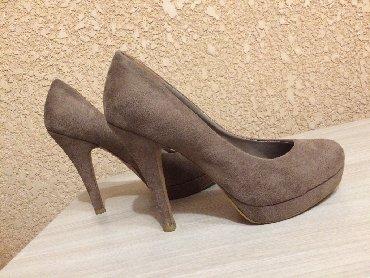 замшевые туфли вечерние в Кыргызстан: Женские туфли 39