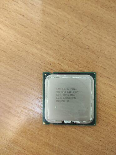 Процессор pentium dual-core e5300 (частота 2.60ghz) сокет 775