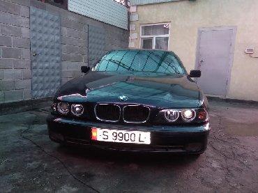 BMW 528 2.8 л. 1998 | 123456 км