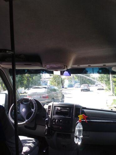 сидения мерседес в Кыргызстан: Mercedes-Benz Sprinter 2.9 л. 2007 | 12345 км