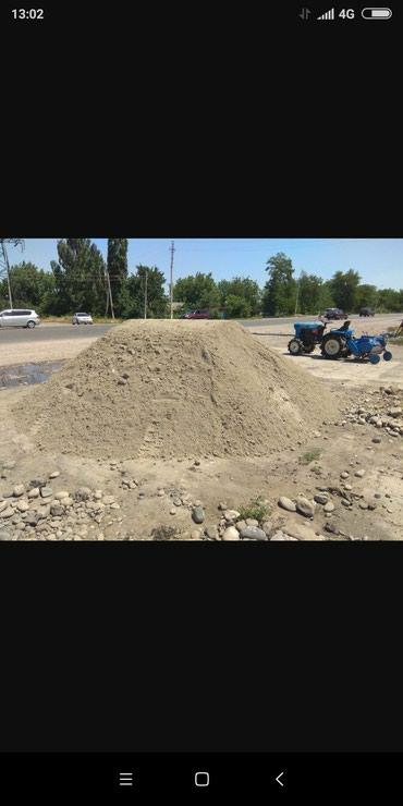 Песок ивановский 1 до 8 тонн в Бишкек